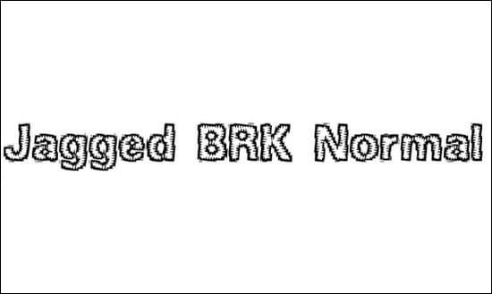 Jagged-BRK