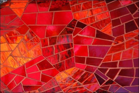 MosaicofRedGlass