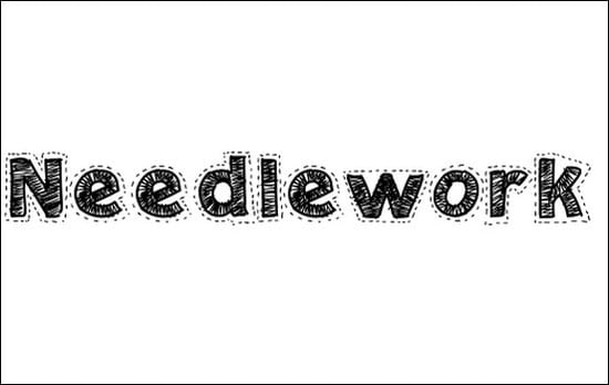 Needlework-Good