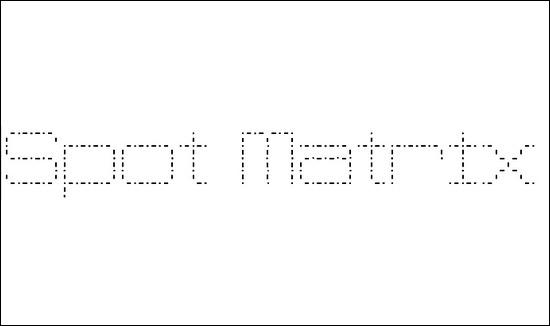 Spot-Matrix
