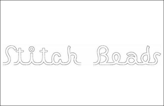 Stitch-Beads