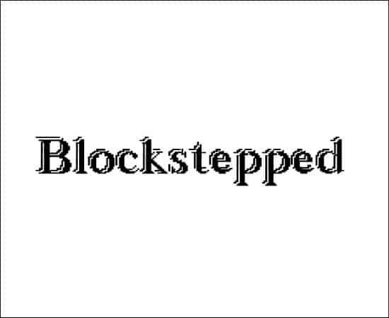 Blockstepped