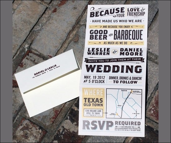 Daniel&LeslieWeddingInvites
