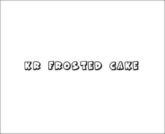 KRFrostedCake