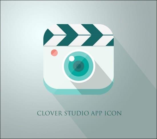 OfficialCloverStudioIOSAppIconDesign