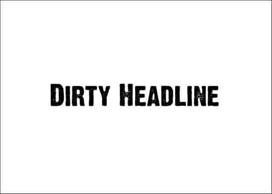 DirtyHeadline