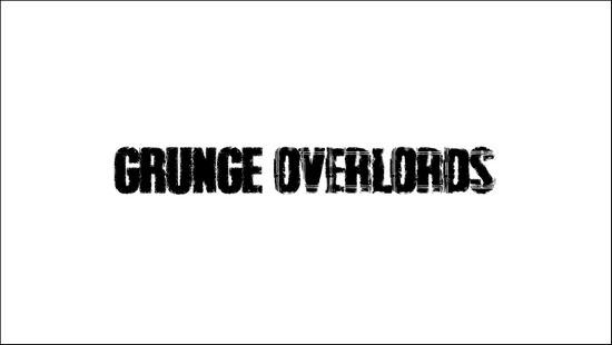 GrungeOverlords