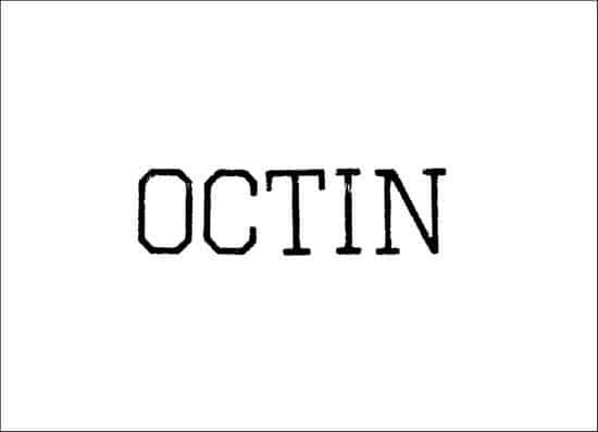 OctinVintageFree