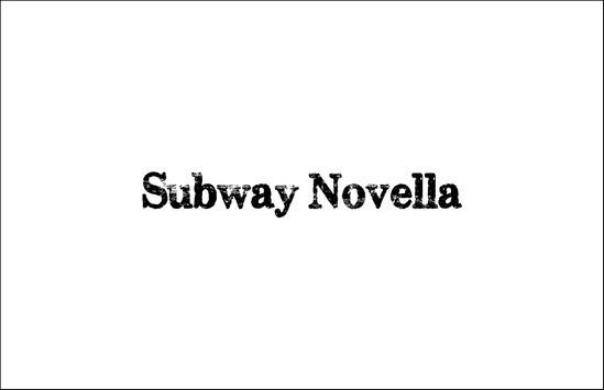 SubwayNovella