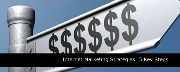 Internet Marketing Strategies: 5 Key Steps to Sell Products Online