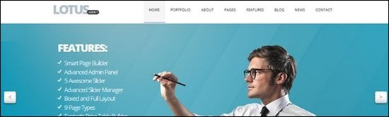 35+ Stunning WordPress Full Width Slider Themes