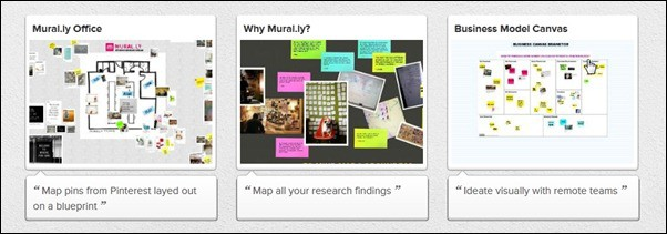 Mural.ly a HTML5 Online Collaborative Brainstorming Tool