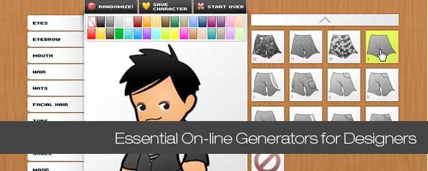 10 Essential Online Generators for Designers