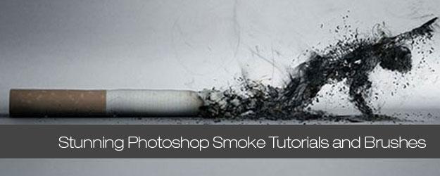 35+ Stunning Photoshop Smoke Effect Tutorials and Brushes