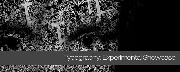 25+ Experimental Typography Showcases For Your Inspiration