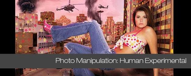 30+ Experimental Human Photo Manipulations