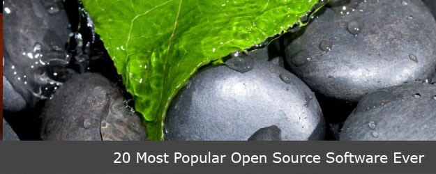 20 Most Popular Open Source Software Ever