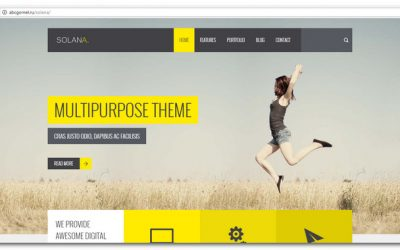 35+ High Performing HTML5 Templates 2017 – Looking For Serious Web Design?