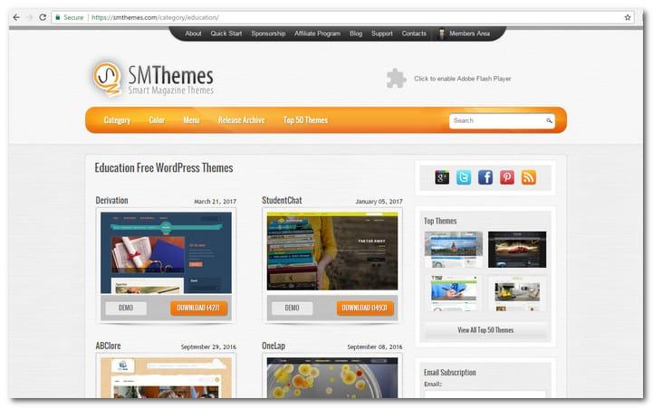 SM Themes