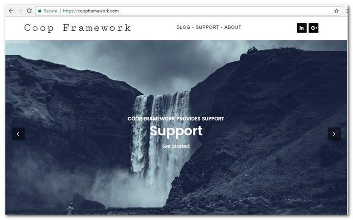 Coop Framework