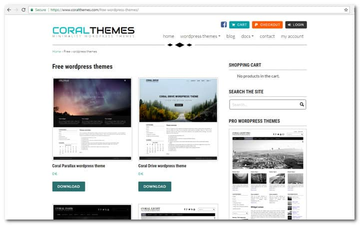 Top 100 Websites To Find The Best Free WordPress Themes | Tripwire