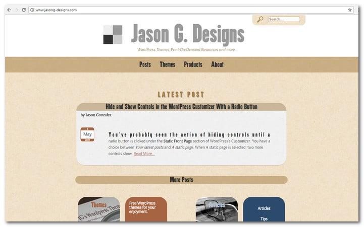 Jason G Designs