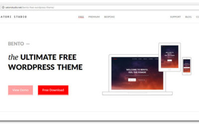 Top 100 Websites To Find The Best Free WordPress Themes