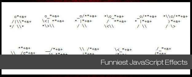 9 Funniest JavaScript Effects