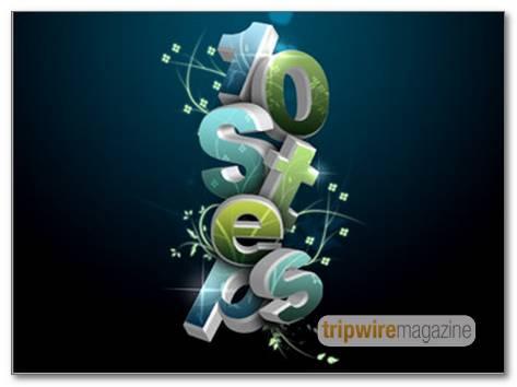 create-a-3d-flowery-text-effect