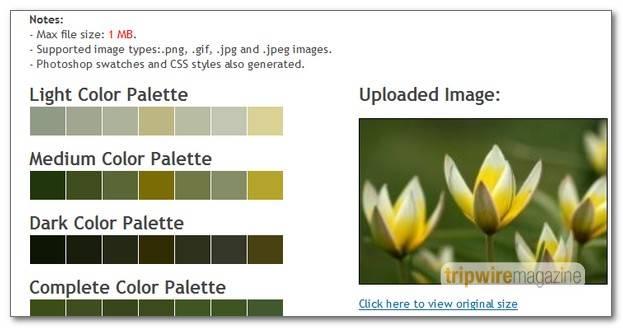 imagepalette