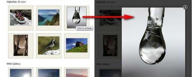 95+ Incredible jQuery Image Effect Plugins | Tripwire Magazine