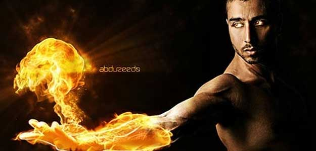 Photoshop Tutorial: Create scorching Photoshop effects