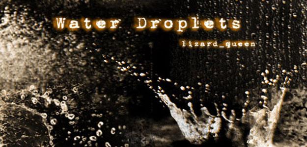 photoshopwater