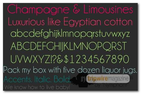Champagne & Limousines