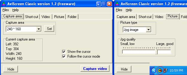 screen capture toolbox