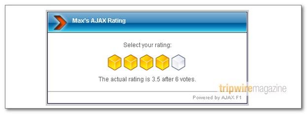 ajax-rating-system