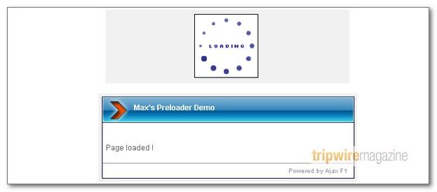 ajax-website-preloader