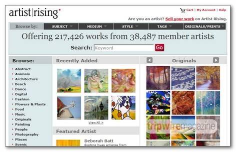 artistrising